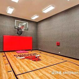 篮球场木地板效果图库
