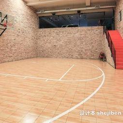 篮球场木地板效果图大全