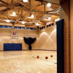 篮球场木地板效果图库欣赏