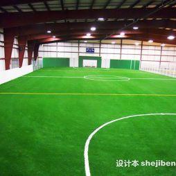 室内足球场效果图大全