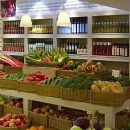 水果蔬菜超市效果图集大全