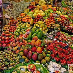 水果店铺效果图图集
