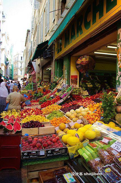 水果店铺效果图片大全