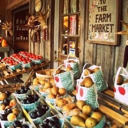 水果店铺效果图集欣赏
