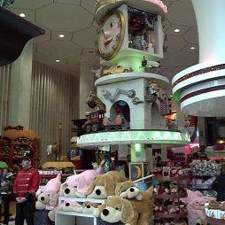 特色玩具店效果图片