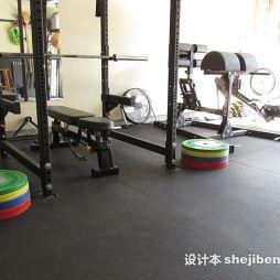 健身房器械效果图片