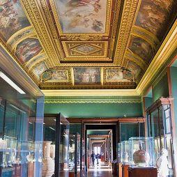 卢浮宫博物馆效果图集