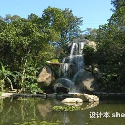 厦门园林植物园效果图片