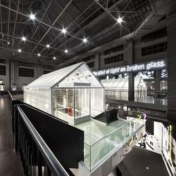 上海玻璃博物馆效果图集