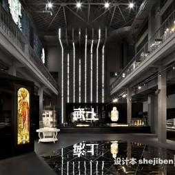 上海玻璃博物馆效果图库欣赏