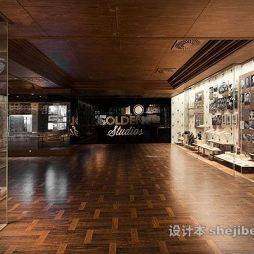 上海博物馆效果图集