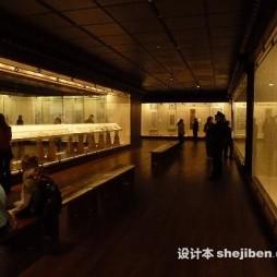 上海博物馆效果图片大全