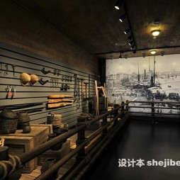 上海博物馆效果图欣赏