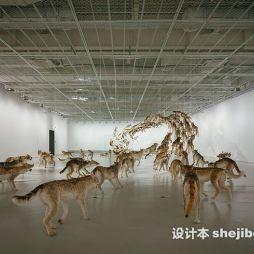 上海当代艺术博物馆效果图集
