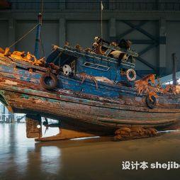 上海当代艺术博物馆效果图库大全