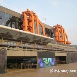 上海当代艺术博物馆效果图图集大全