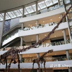 上海历史博物馆效果图库