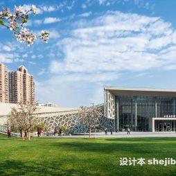 上海历史博物馆效果图图库