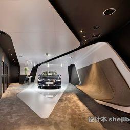 上海汽车博物馆效果图库