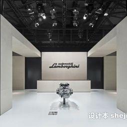 上海汽车博物馆效果图库大全