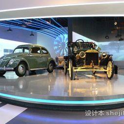 上海汽车博物馆效果图片欣赏
