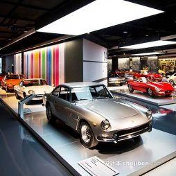 上海汽车博物馆效果图集欣赏