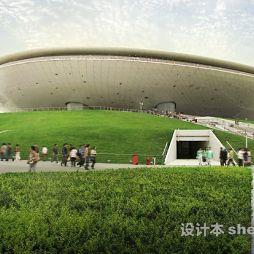上海世博展览馆效果图图库