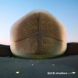 上海世博展览馆效果图集大全