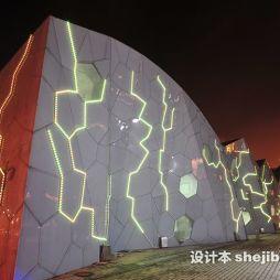 上海世博展览馆效果图欣赏