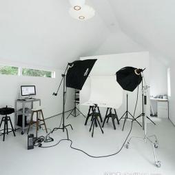 摄影工作室装修效果图集