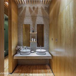 混搭风格SPA体验馆卫浴装修设计