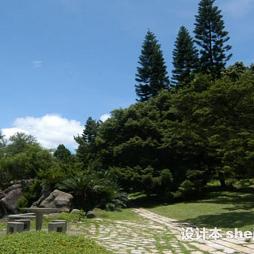 万石植物园效果图图库