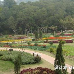 万石植物园效果图集大全