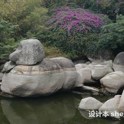 万石植物园效果图片欣赏