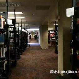 斯坦福大学图书馆效果图库