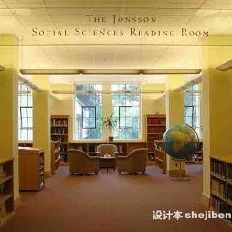 斯坦福大学图书馆效果图集欣赏