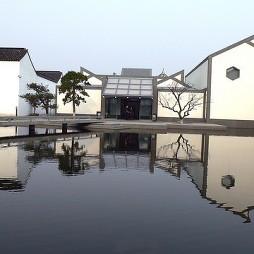 苏州博物馆效果图片