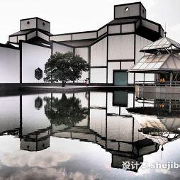 苏州博物馆效果图欣赏
