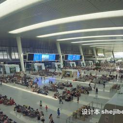 中国最大的火车站效果图片欣赏