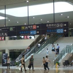 中国最大的火车站效果图片大全