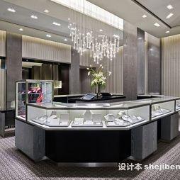 最新珠宝展柜设计图