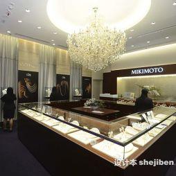 好看珠宝展柜设计图大全欣赏