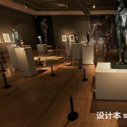 中国美术馆效果图集
