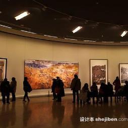中国美术馆效果图图集