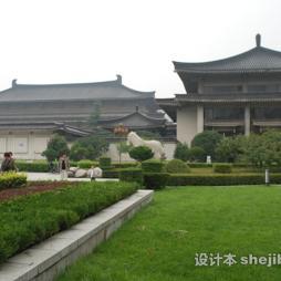 陕西博物馆效果图片