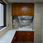 厨房推拉窗效果图图片