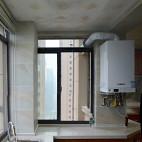 厨房不锈钢水槽装修图片