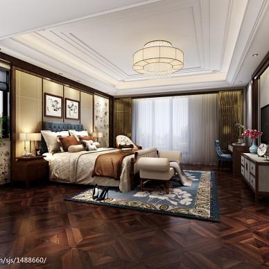 中式装饰设计效果图大全