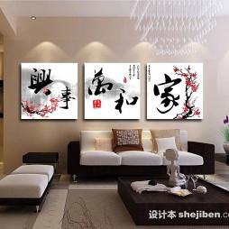 中国油画效果图图库