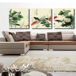 中国油画效果图片欣赏